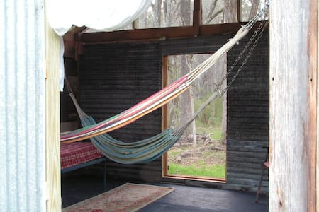 Hammock House At Mockingbird Hill Farm - Sparta - Talo