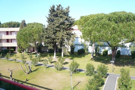 Trilocale in residence con piscina, A2 - Marina di Bibbona - Διαμέρισμα
