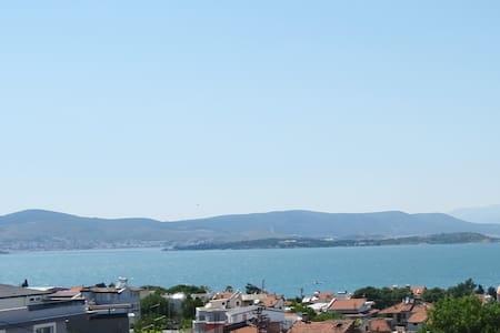Harika manzaralı rahat villa