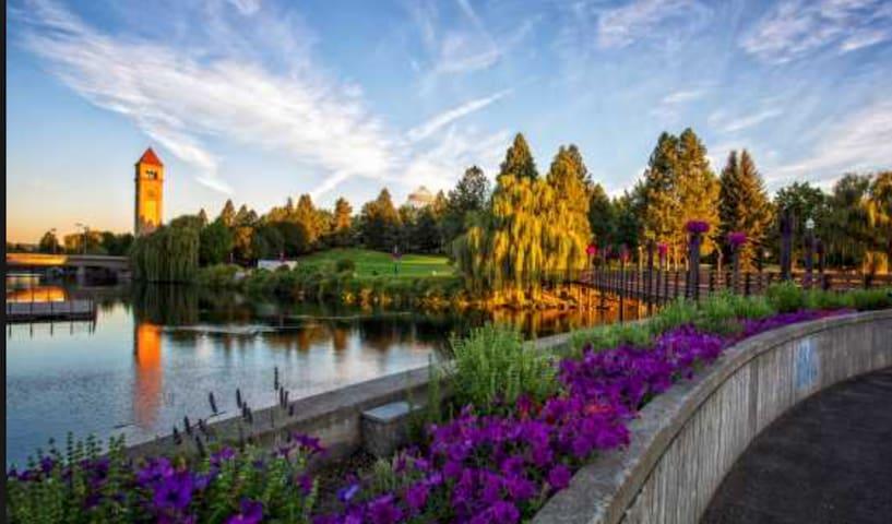 Stay Awhile Spokane Guide to Spokane