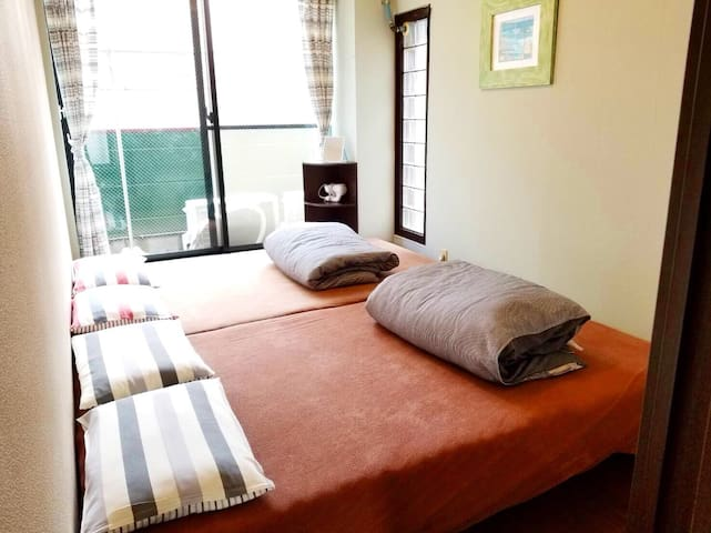 On Sale! Great Access! Okubo Shared Room E Max4pp