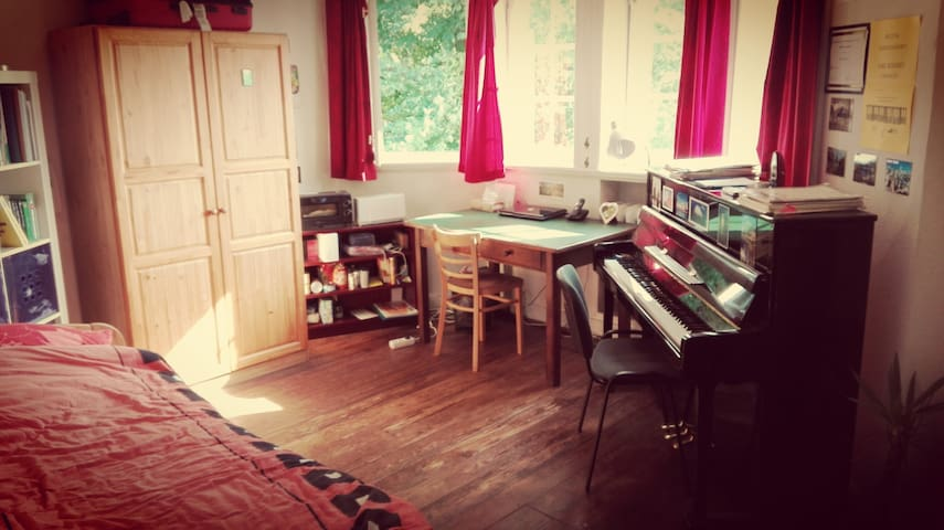 Private room in Harvestehude - Hamburg