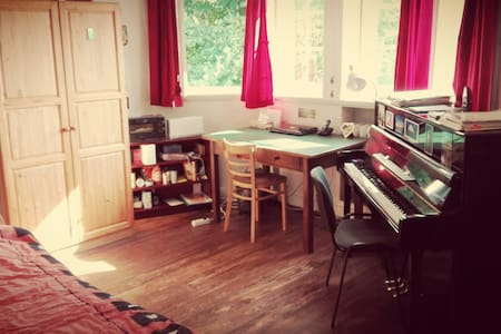 Private room in Harvestehude - Hamburg - Villa