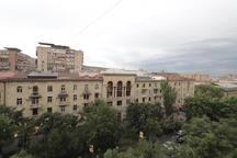 Apartament In Abovyan str.