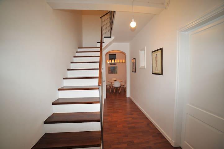 Pequeña casa totalmente restaurada.PuertoFornells.