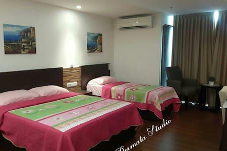 Permata studio apartment (Family room) - Kota Bharu