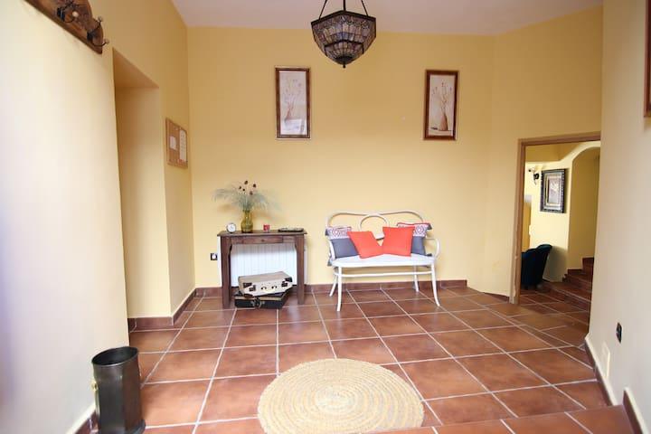 Las Huertas De Buendia