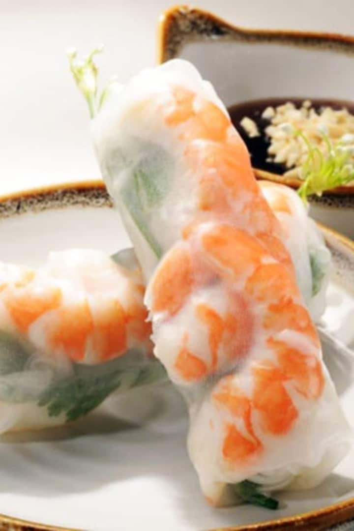 Goi cuon : Spring rolls