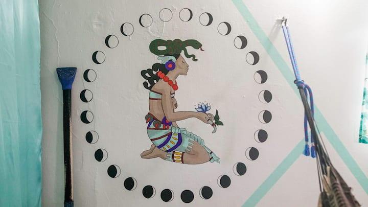 Casa Ix'chel Estudio en el centro de Cozumel