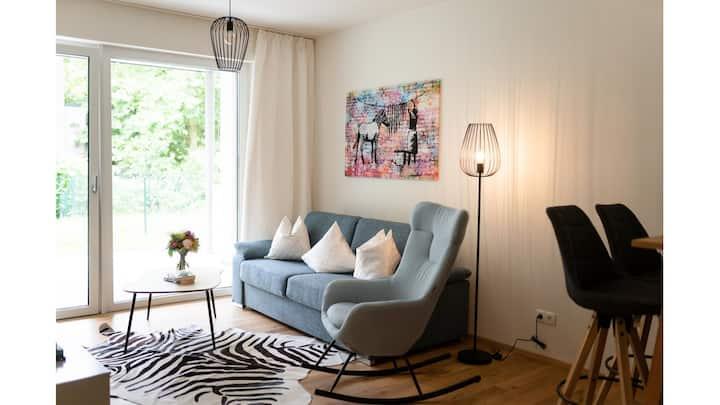 Apartment Oasis Wörthersee neu & zentral Top 2