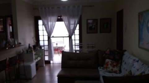 Apartamento lindo próximo à Praia do Forte