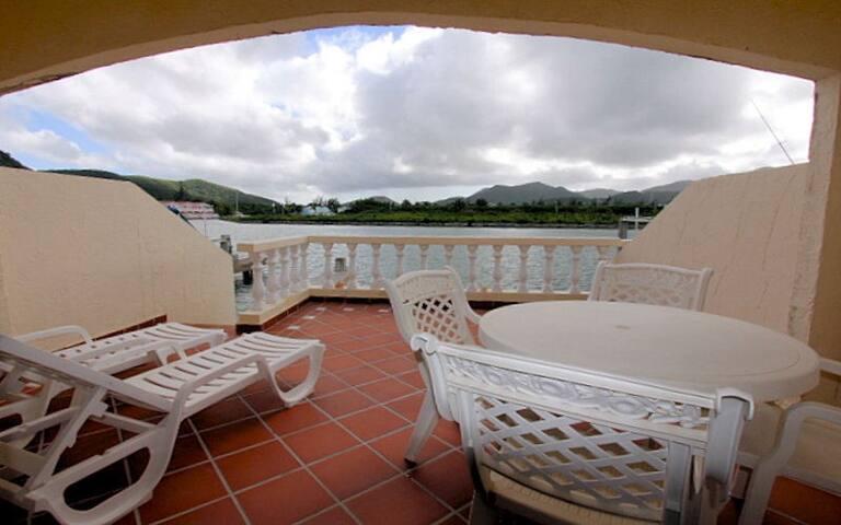 Villa 407D - Jolly Harbour - Reihenhaus