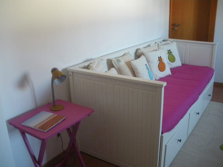 Private room|air condition|old center|priv bath
