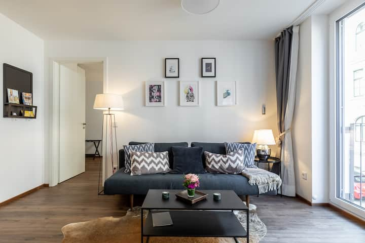 Cozy Apartment - Munich Center - Max