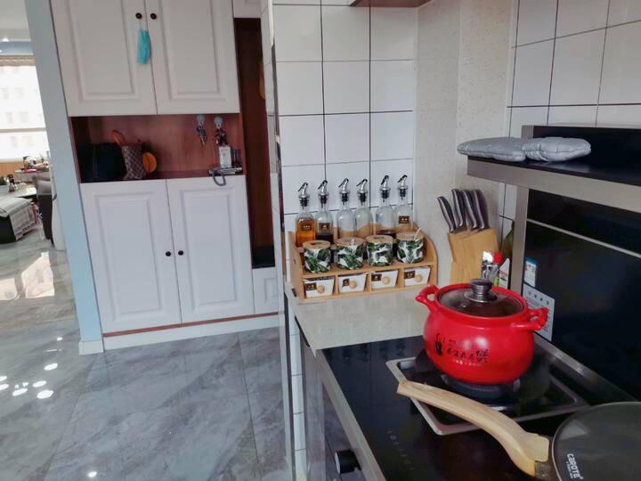 新装修的房子日租
