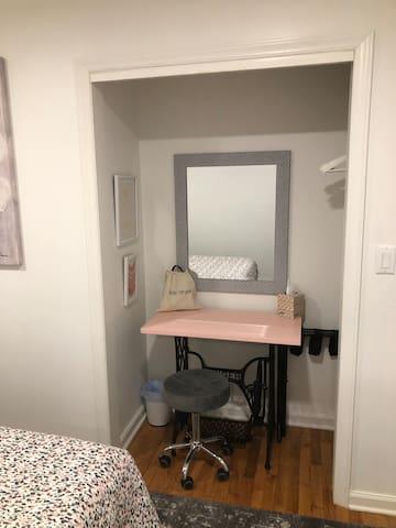 Bedroom #2 - Vanity