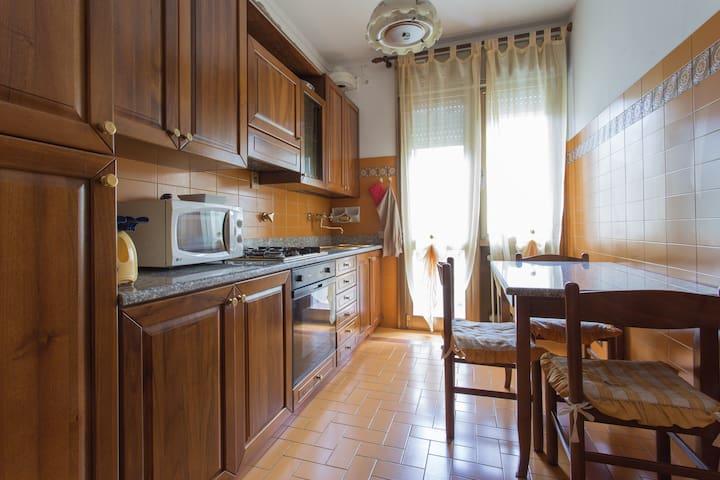 Appartamento Albertina, fino ad 8 posti letto!
