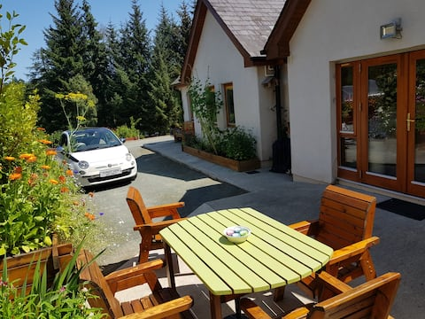 Forest View Glendalough/Laragh self catering