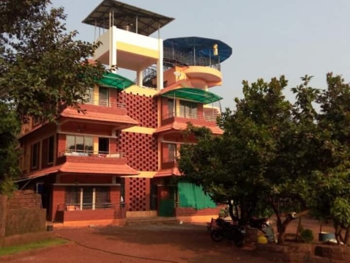 Shree Ramkrishna Anandvan(Quadruple with 4 beds)