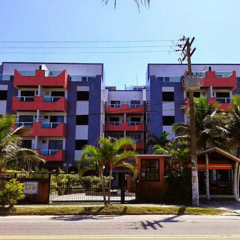BORACEIA BEACH FLAT Cobertura fantástica TRIPLEX