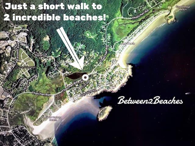 Between 2 Beaches