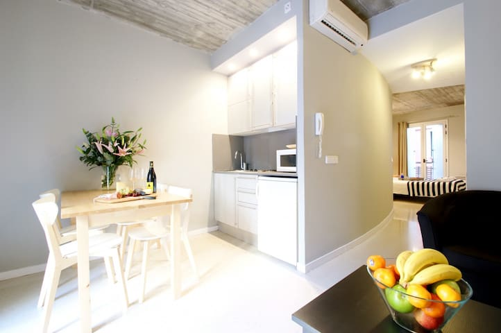 CPhI - Born Loft - Barcelona - Appartement