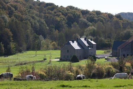 Moulin de Vaulx- 14 pers - Mettet - Ház