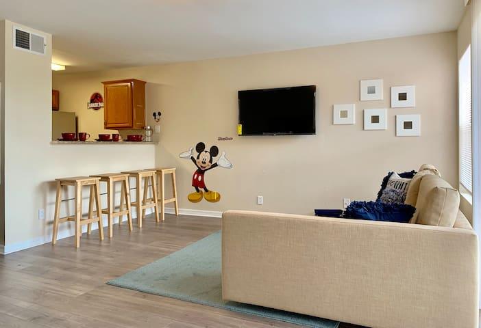Apartamento en el  Magico Mundo de Orlando FL