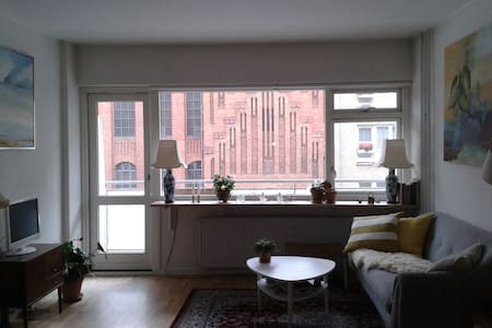 Lovely apartment in the charming area of Nørrebro - Copenhagen