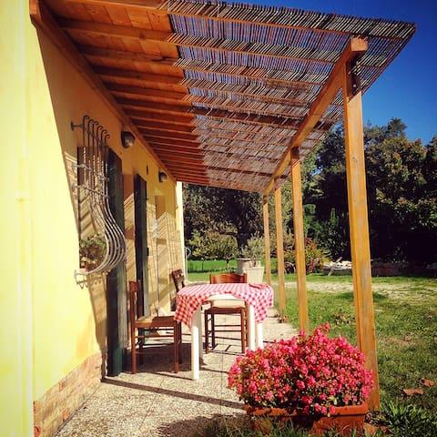 Appartamento attrezzato per disabili - La Robinia - Provincia di Fermo - Haus