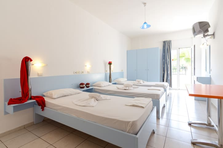 Triple Studio in Malia Old Town - Malia - Wohnung