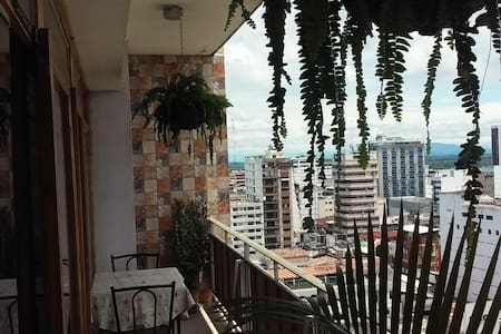 Downtown apartament with nice view - Guayaquil - Apartament