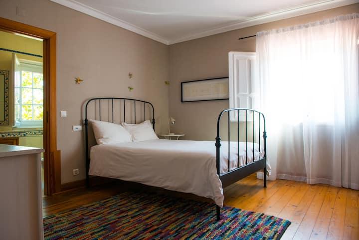Magnolia Bed and Breakfast - Quarto duplo