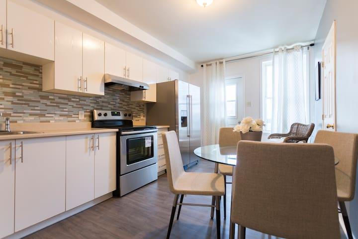 Belle chambre à louer Métro Jolicoeur! - Montréal
