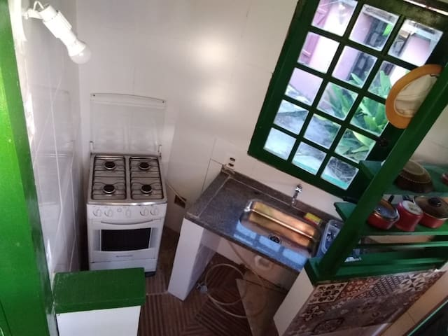 Apartamento simple bonito, mobiliado oferta 2020