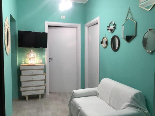 Gabbiano2 TURCHESE appartamento con spazio esterno