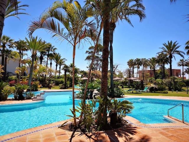 Villa te huur Estepona (Marbella)