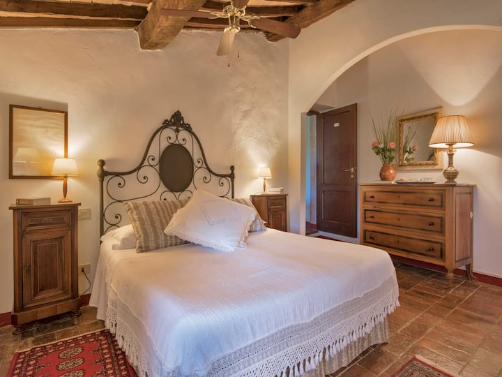 Junior Suite room Campagnola Casolare di Libbiano