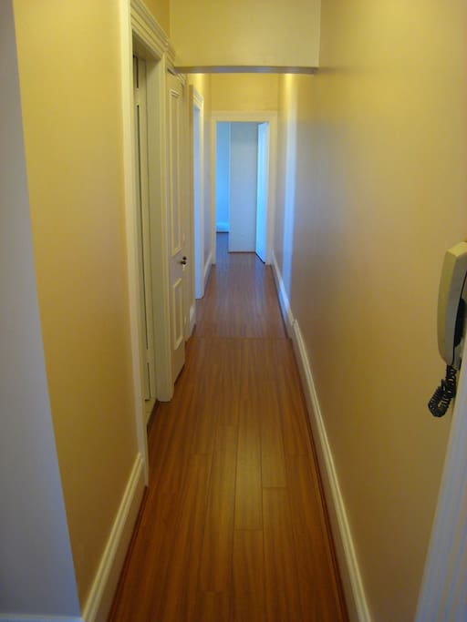 Escape to your own room 'down the hall'