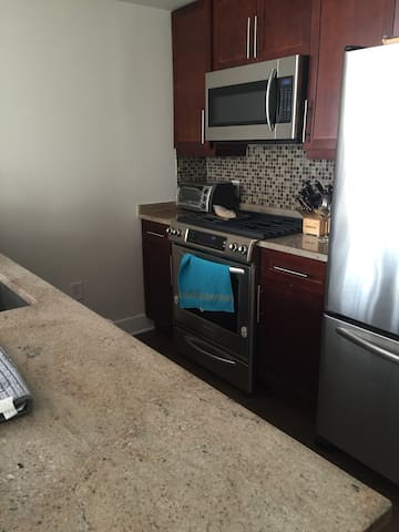 Convenient 1 bedroom available. - Jersey City - Appartement