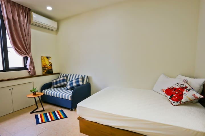 Double Bed Room - Hualien City - Haus