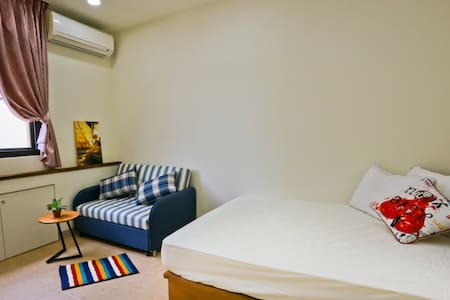 Double Bed Room - Hualien City