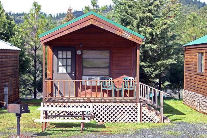 Yosemite Pines Resort Deluxe Cabin