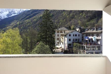 Appartamento in Montagna - Pialpetta - Apartemen