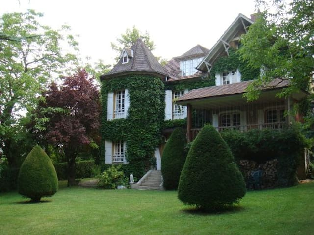 Beautiful house in the National Parc of Vexin - Nesles-la-Vallée - House