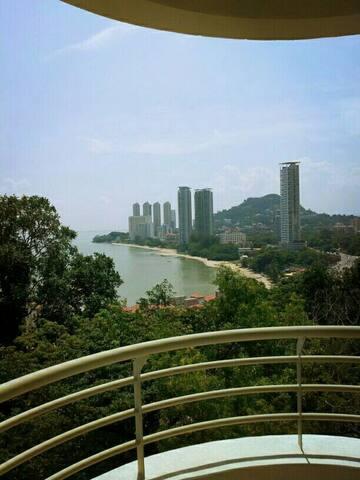 The Waterfront  (面海,闹中带静的高级公寓)