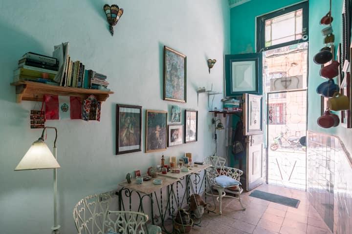 Casa Habanera Bed & Breakfast) (Hab 2 WIFI)