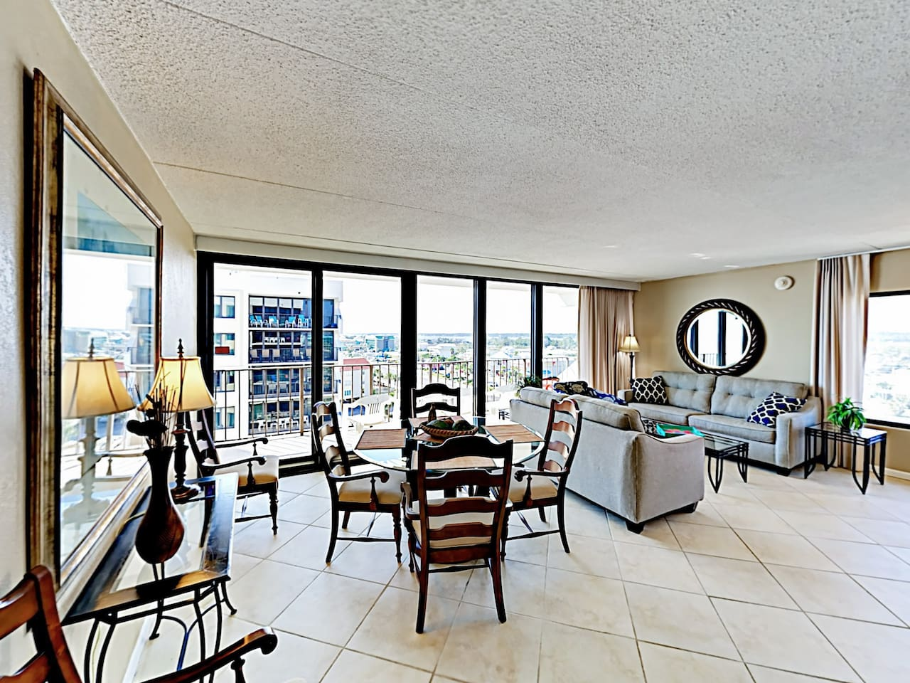 Welcome to Gulf Shores! This condo is professionally managed by TurnKey Vacation Rentals.