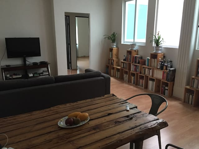 Nice and well located apartment in Del Valle. - Ciudad de México - Departamento