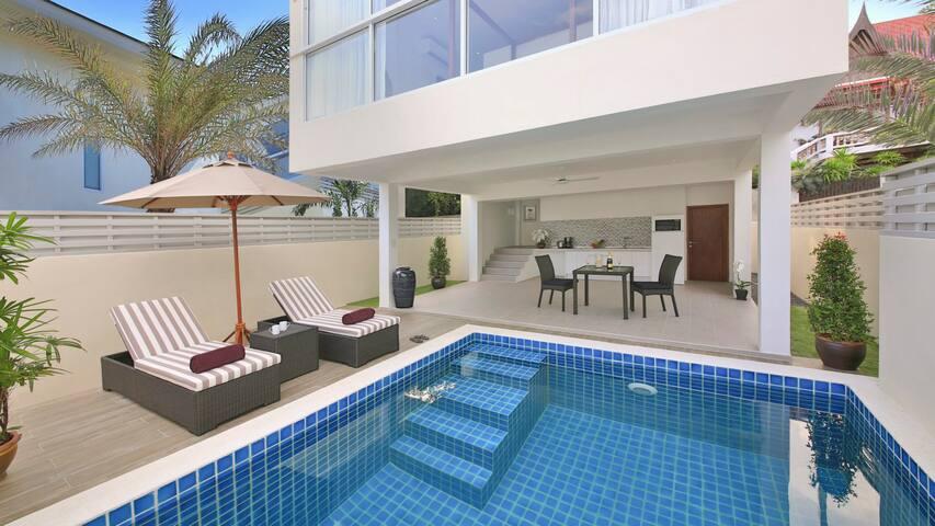Villa for Honeymoon in Koh samui